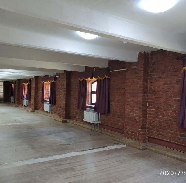Лофтовое пространство 1021 кв.м