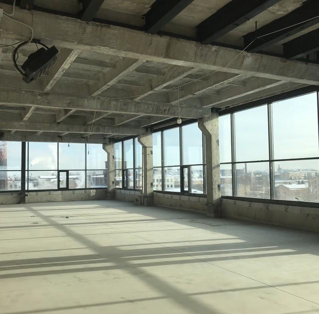 Панорамный Лофт офис       от 100 до 3000 кв.м.